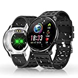 HOLALEI Montre Connectée, Bracelet Intelligent Bluetooth Fitness Tracker Smart Watch...