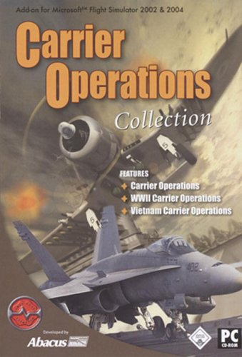 Photo of Carrier Operations Pack Add-On for Flight Sim 2002/2004 (PC CD)