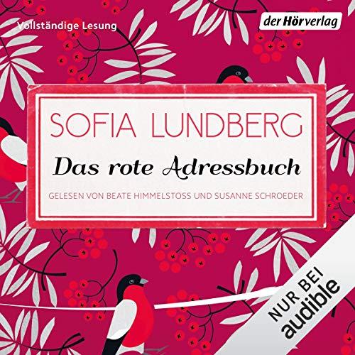 Das rote Adressbuch audiobook cover art