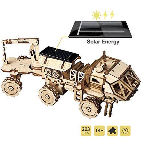 14 en 1 Veleman KSR13 178463 Robot Solar
