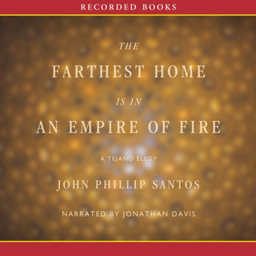 The Farthest Home Is in an Empire of Fire audiobook cover art