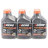 Best 2 Cycle Oils - Echo 6450025 Power Blend Xtended 2-stroke Oil Mix Review