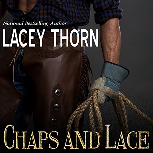 Chaps and Lace audiobook cover art
