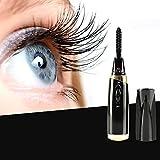 LCLrute 2019 Magnetische Wimpern Elektrisch beheizte Makeup Wimpern Langer Wimpernwickler