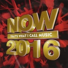 Now 2016 That's What I Call Music / Various