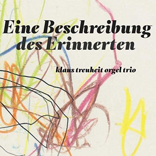 Klaus Treuheit Orgel Trio