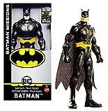 DC Mattel Dark Batman - Figuras de acción de superhéroes (edición 80 años)