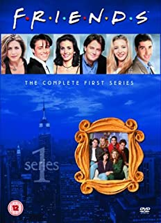 Friends: Complete Season 1 - New Edition [DVD] [1995] (B00004TIZG) | Amazon price tracker / tracking, Amazon price history charts, Amazon price watches, Amazon price drop alerts