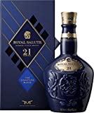 Chivas Regal Royal Salute Blended Scotch Whisky - Whisky Escocés de Malta, 21 Años, 700 ml