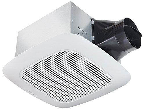 Delta BreezSignature VFB25ADBT 110 CFM Bath Exhaust Fan with Bluetooth Speaker