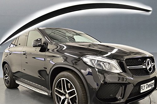 Car-Tuning24 56026133 C 292 GLE Coupe SUV Tuning AMG Lackiert 197 Schwarz Glanz ABS Spoiler