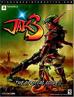 Jak 3 : Piggyback's The Official Guide