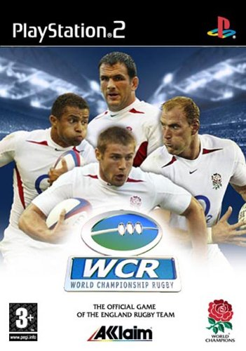 WORLD CHAMPIONSHIP RUGBY UK IMPORT