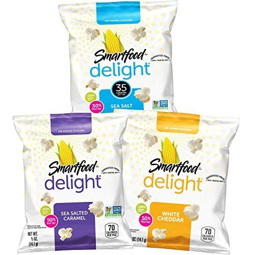 Smartfood Delight Popcorn Variety Pack, 36 Count