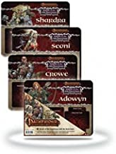 Ultra Pro Pathfinder Adventure Card Game: Wrath of The Righteous Expansion Mini Mat 4 Pack