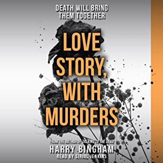 Love Story, with Murders cover art
