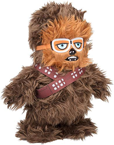 Star Wars Walking Chewbacca Interactive Plush - Walk N' Roar - Makes Chewbacca Talking Sounds and Walks with a Tap - 12' - Ages 5+