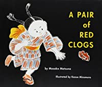 A Pair of Red Clogs