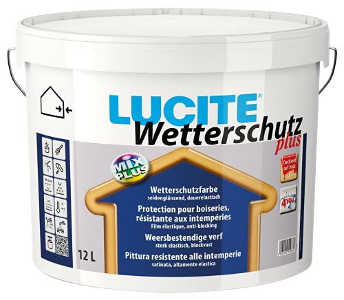 Lucite Wetterschutz plus 2,5 Liter