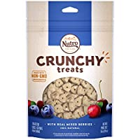 NUTRO Crunchy Treats With Real Mixed Berries - 10 oz. (283 g) by Nutro