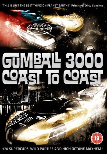 Gumball 3000 - Coast 2 Coast [DVD]