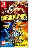 Nintendo switch Cartouche + code Le pack inclut les trois jeux borderlands 1 goty, borderlands 2 et borderlands: the pre-sequel, avec leur contenu additionnel