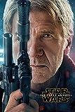 Star Wars The Force weckt–Hans Solo Teaser