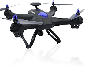 Amiley Global Drone X183 5.8GHz 6-Axis Gyro WiFi FPV 1080P Camera Dual-GPS Follow Me Brushless Quadcopter