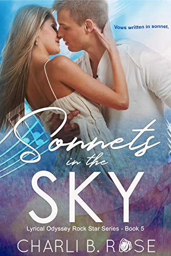 Sonnets in the Sky (Lyrical Odyssey Rock Star Series Book 5) (English Edition)