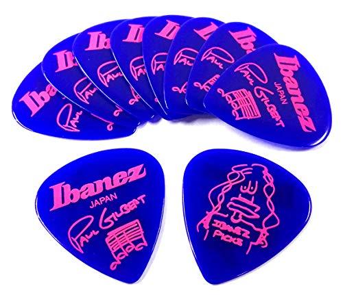IBANEZ 1000PG-JB ポールギルバートピック ギターピック×10枚