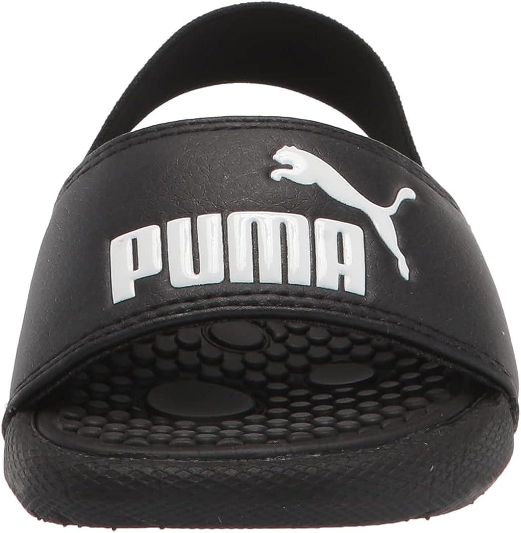 PUMA Unisex-Child Cool Cat Backstrap Slide Sandal