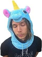 Animal Hood Onesie Hat – Fun Costume, Cosplay, Adults - Kids, Festival - Unicorn