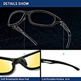 Zoom IMG-2 joopin occhiali da guida notturni