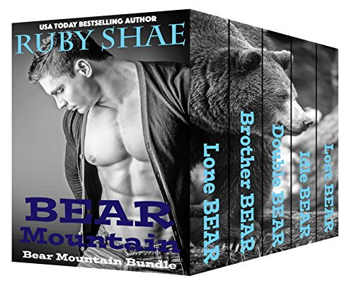 Bear Mountain Boxed Set Bundle: The Complete Series, Books 1-5