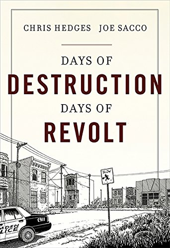 Image of Days of Destruction, Days of Revolt