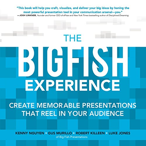 The Big Fish Experience audiobook cover art