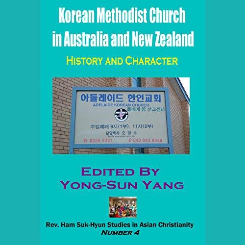 Couverture de Korean Methodist Church in Australia and New Zealand