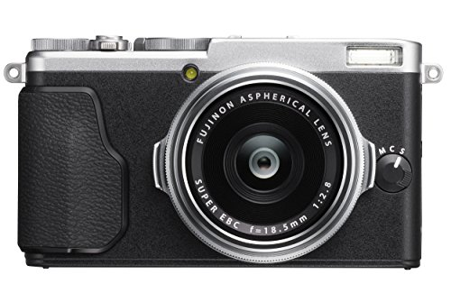 Fujifilm X70 - Cámara digital compacta de 16.3 MP (sensor X-Trans CMOS II, pantalla inclinable de...
