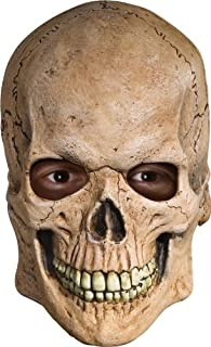 Rubie's Costume Deluxe Overhead Skull Mask