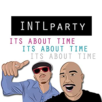 It's About Time - EP