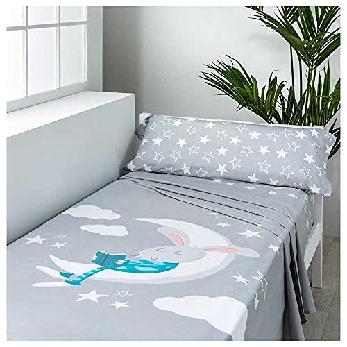 Camas Infantiles 90X190 Niño camas infantiles  Marca COTTON ARTean