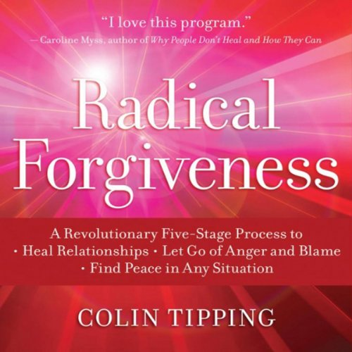 Radical Forgiveness audiobook cover art