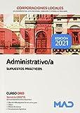 Administrativo/a de Corporaciones Locales. Supuestos prácticos