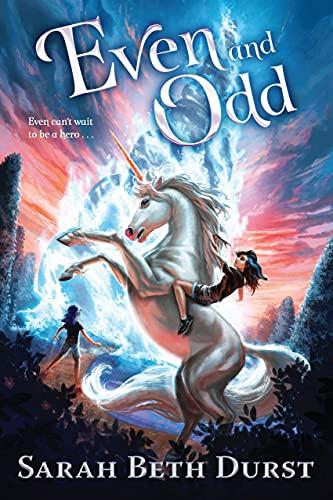 Even and Odd (English Edition)