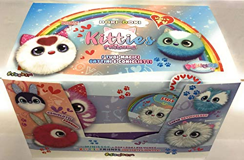 litro de leche con gatito-Blind Pack e4459eu4 Hasbro Lost Kitties