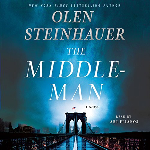 The Middleman                   By:                                                                                                                                 Olen Steinhauer                               Narrated by:                                                                                                                                 Ari Fliakos                      Length: 9 hrs and 44 mins     98 ratings     Overall 3.8