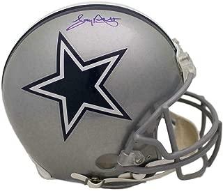 Tony Dorsett Signed Helmet - Proline 21890 - JSA Certified - Autographed NFL Helmets