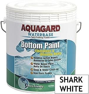 Aquagard Waterbased Anti-Fouling Bottom Paint - 1Gal - Shark White