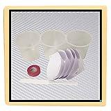 スプレーガン塗装用道具600ccセット(ストレーナー/計量カップ600cc/攪拌棒/マスキングテープ) / 自動車 ウレタン塗料