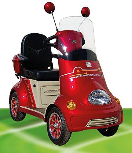 2018 SonderModell 500W ElektroMobil ElektroScooter Neu Boco SeniorenMobil bis bis 25km/h